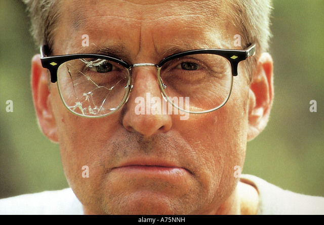 FALLING DOWN  -  1992 Warner film with Michael Douglas - Stock Image
