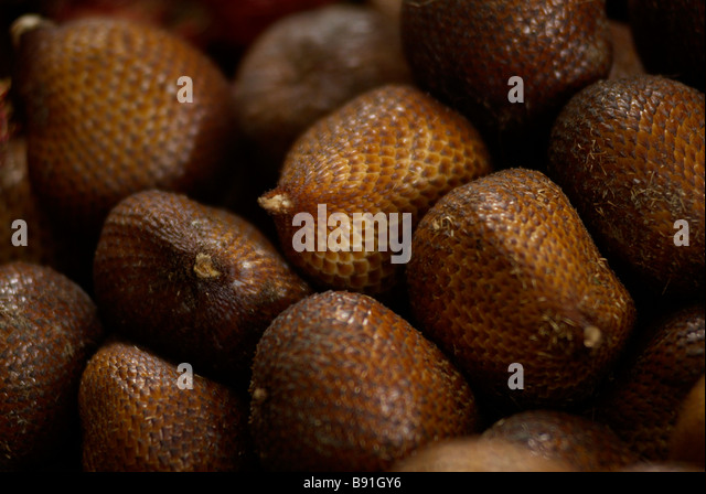 Snake fruit - Stock Image