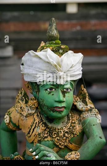 Indonesia, Kintamani, Bali, Batur temple - Stock Image
