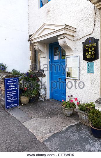 Victorian Tea Rooms Abergavenny