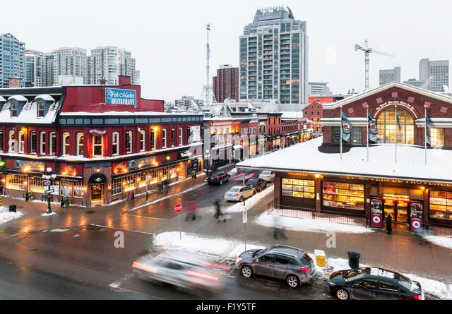 Restaurants Downtown Ottawa Byward Market