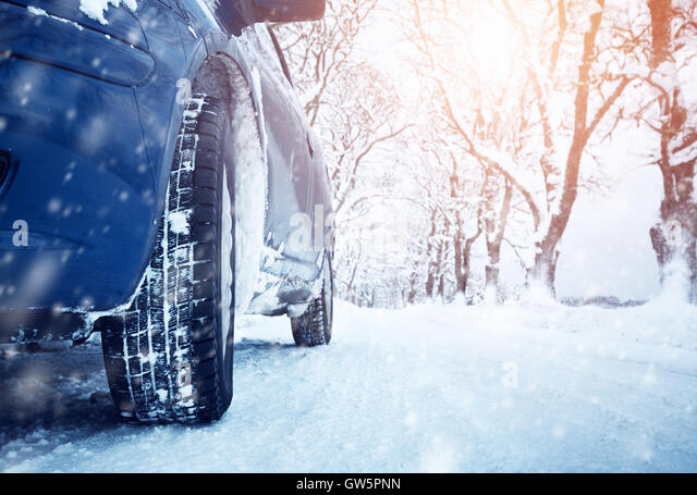 Snow Tires Stock Photos & Snow Tires Stock Images - Alamy
