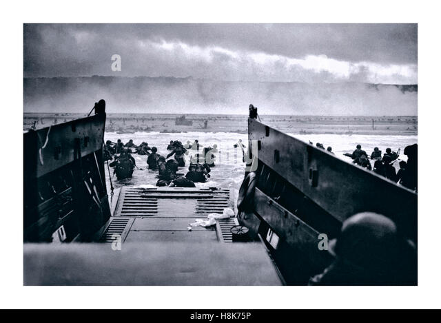 The Normandy Landings (D-Day)