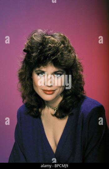 LINDA HAMILTON SECRET WEAPONS (1985) - Stock Image