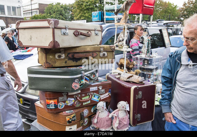 Friday Car Boot Sales In London