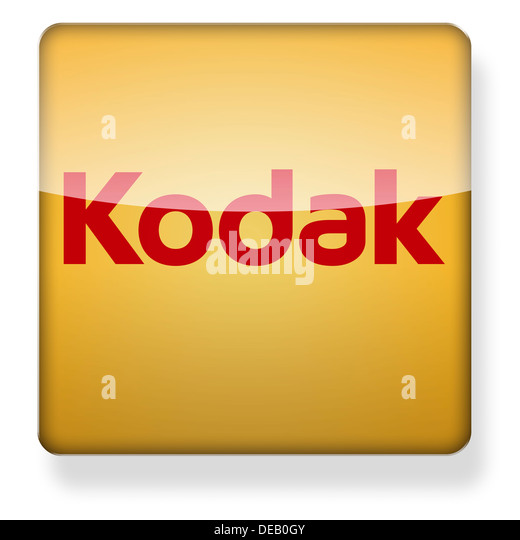 Kodak Logo Stock Photos Amp Kodak Logo Stock Images Alamy