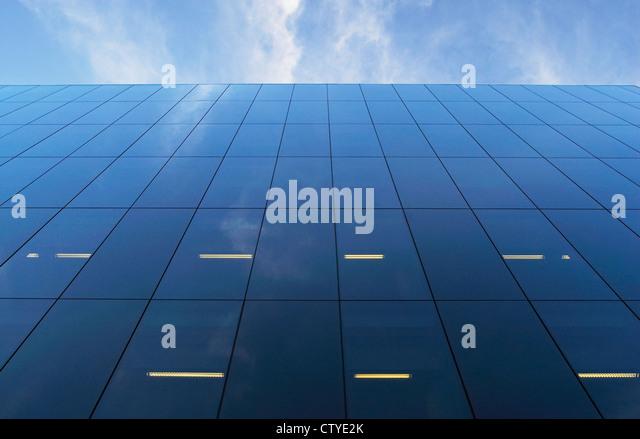 Architectural detail of a building's facade. - Stock-Bilder