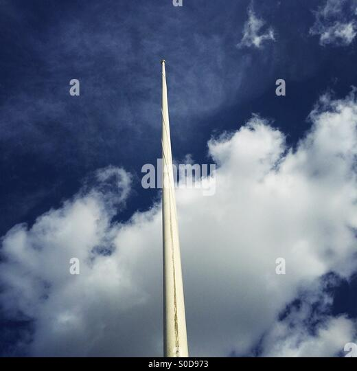Reach for the sky - Stock Image