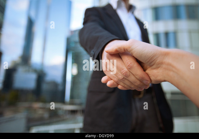 help and charity - Stock Image