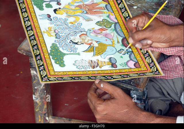 puri pattachitra Pattachitra is a traditional  orissa's exclusive traditional school of paintingthis art form developed around the premises of puri temple and it is based.