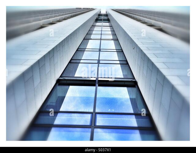 Office Tower - Stock Image