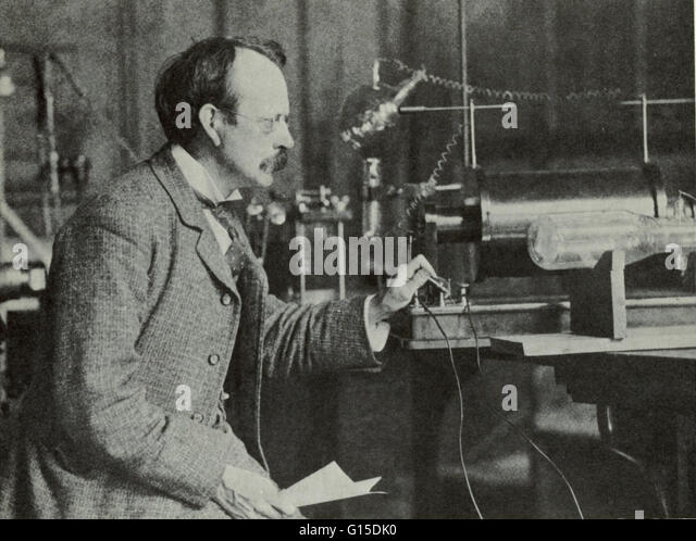 """a biography of joseph john thomson a british physicist Rutherford disproved thomson's theory of the atom in 1911 he later described  this as 'quite the most incredible event that has ever happened to me in my life'   british physicist joseph john """"j j"""" thomson proposed the 'plum pudding'."""