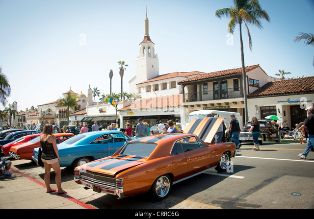 Bromyard Classic Car Show