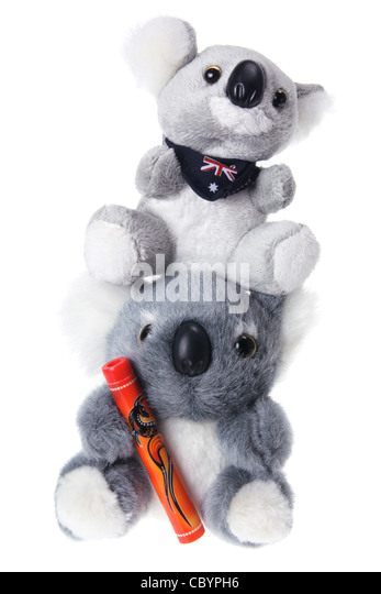 Soft Toy Koala - Stock-Bilder