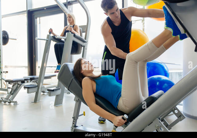 how to train in gym without trainer