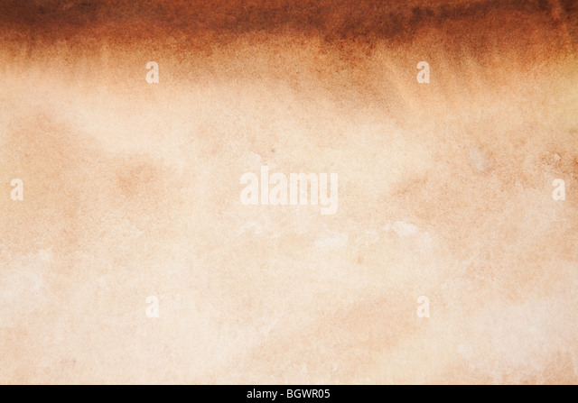 brown watercolor textured background or backdrop pattern - Stock-Bilder