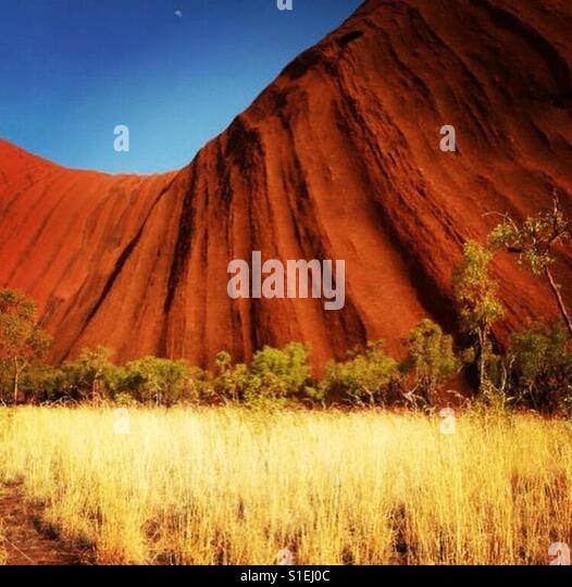 Uluru - Stock-Bilder