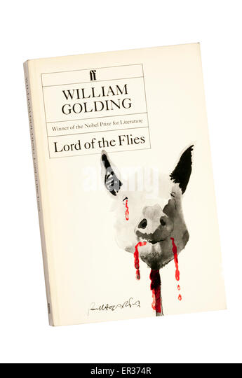Lord of the Flies: can you judge a book by its cover?