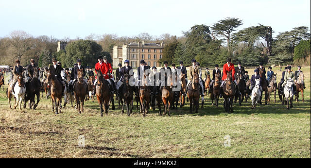 quorn hunt boxing day meet 2012 dodge