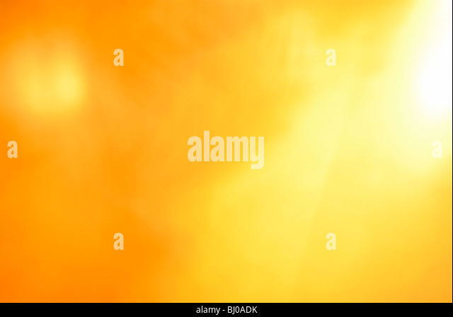ORANGE AND YELLOW BACKGROUND - Stock Image