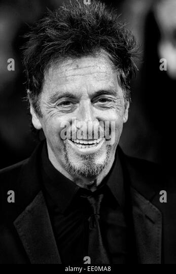 VENICE, ITALY - AUGUST 30: Al Pacino attends 'The Humbling' premiere during the 71st Venice Film Festival - Stock Image