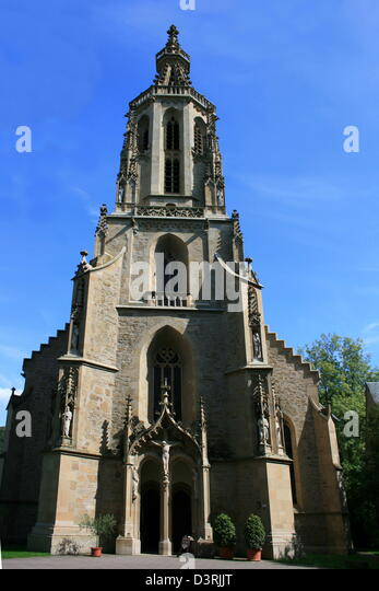 Beautiful church - Stock-Bilder