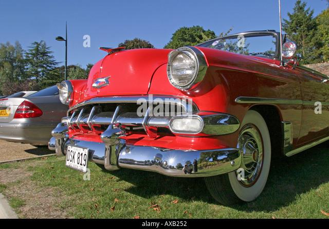 1954 Chevrolet Bel Air Stock Photos 1954 Chevrolet Bel