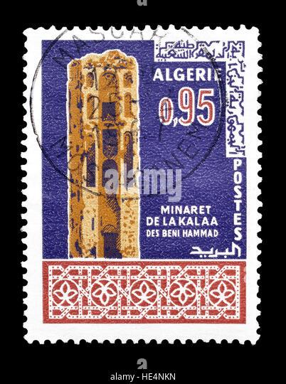 Algeria 1967 - Stock Image