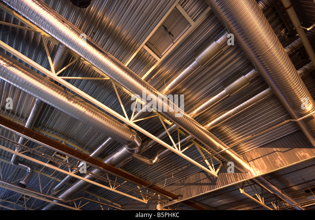 Pipes - Stock Image