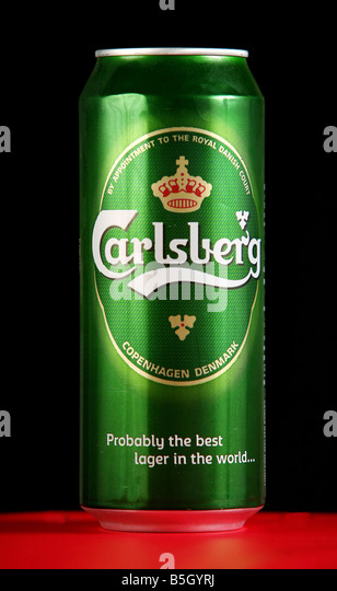 carlsberg probably the best lager in the world