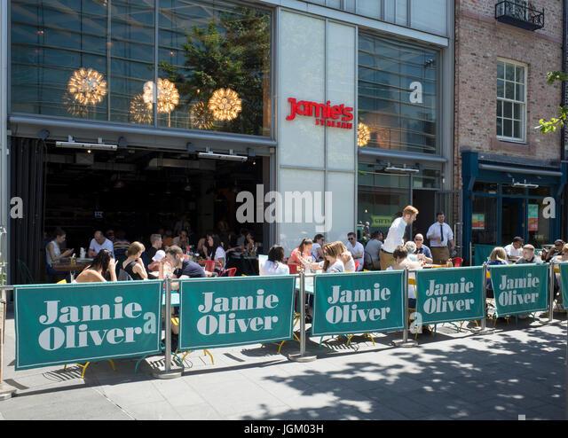 Jamie S Kitchen Manchester Menu