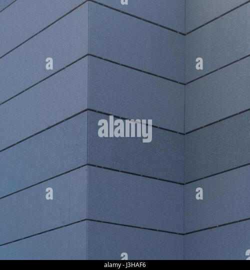 abstract architecture of a modern building - Stock Image