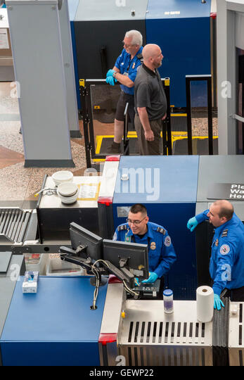 the evolution of airport passenger screening Events around the world continue to remind us about the importance of aircraft and airport security to ensure the safety of all travellers, australia's aviation.