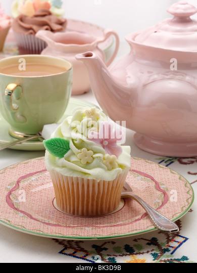 Afternoon Tea Cake Stand Stock Photos Amp Afternoon Tea Cake