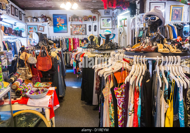 Monk clothing store