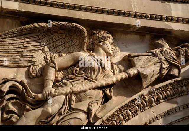 Ancient Roman Relief Stock Photos & Ancient Roman Relief ...
