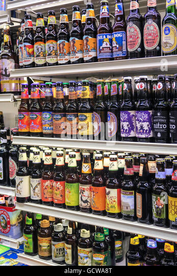 Craft Beer Store Prague