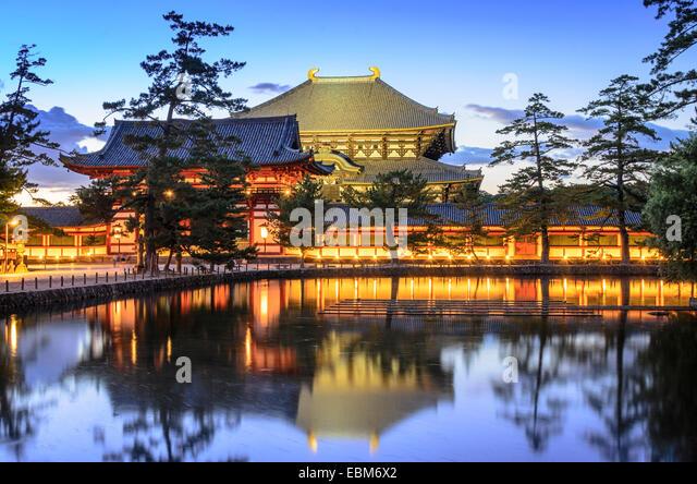 Todaiji Temple Stock Photos & Todaiji Temple Stock Images - Alamy