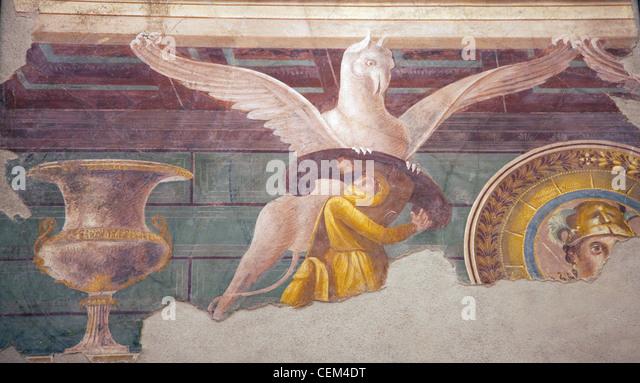 Cubiculum on Floor Plan Of The Villa Boscoreale Near Pompeii C