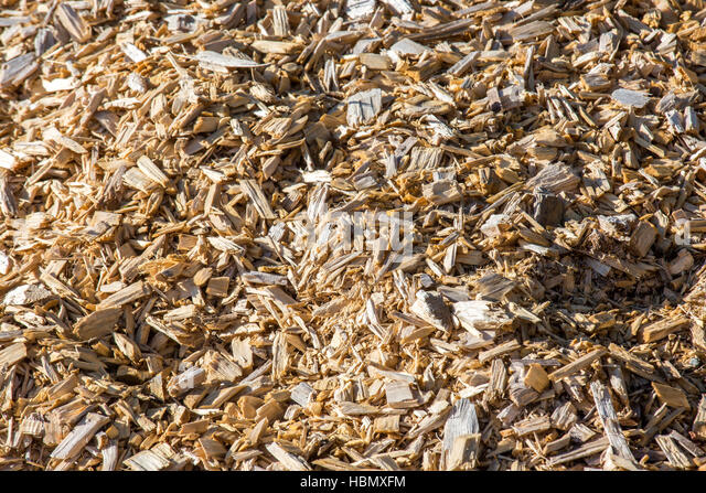 Biomass Wood Chips ~ Wood biomass stock photos images alamy