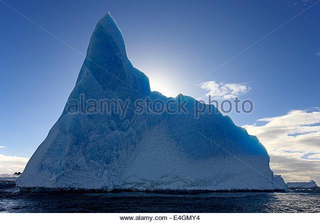 Iceberg, Weddell Sea, Antarctica - Stock-Bilder