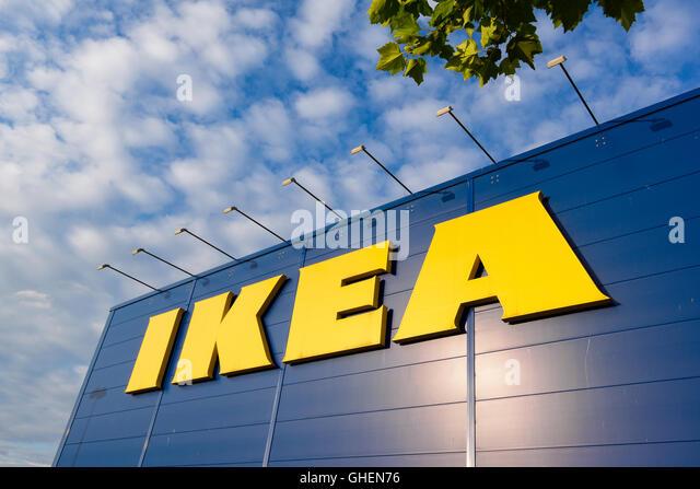 ikea furniture stock photos ikea furniture stock images alamy. Black Bedroom Furniture Sets. Home Design Ideas