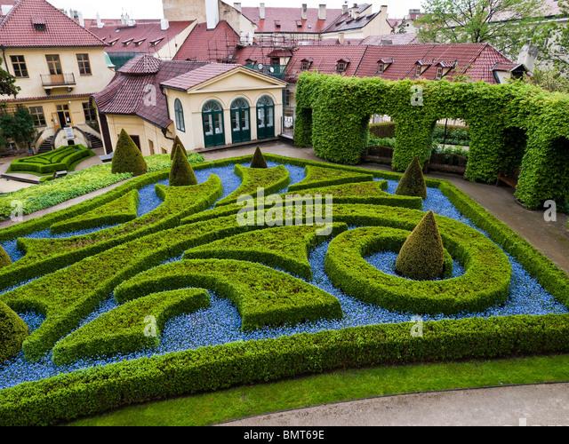vrtba garden prague czech - photo #29