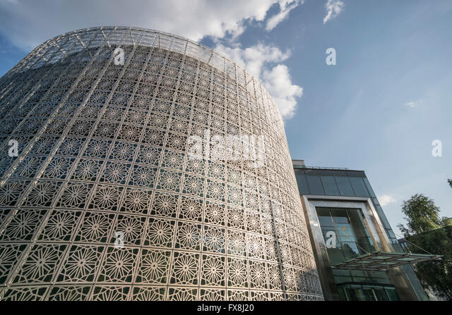 Embassy Saudi Arabia , Tiergarten, Berlin - Stock Image