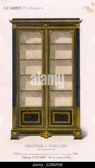 Biblioth que stock photos biblioth que stock images alamy - Bibliotheque 4 cases ...