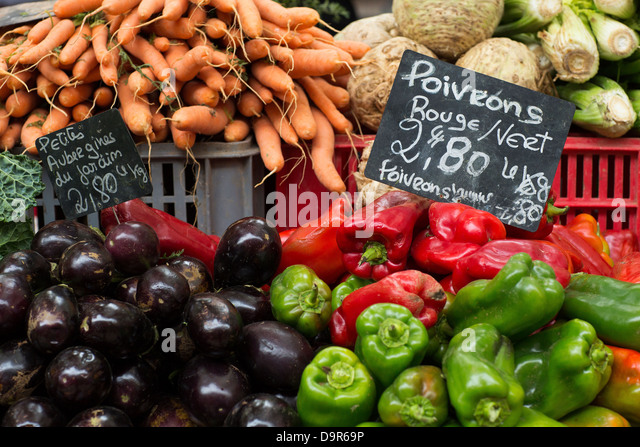 Food provence france stock photos food provence france for Aix en provence cuisine
