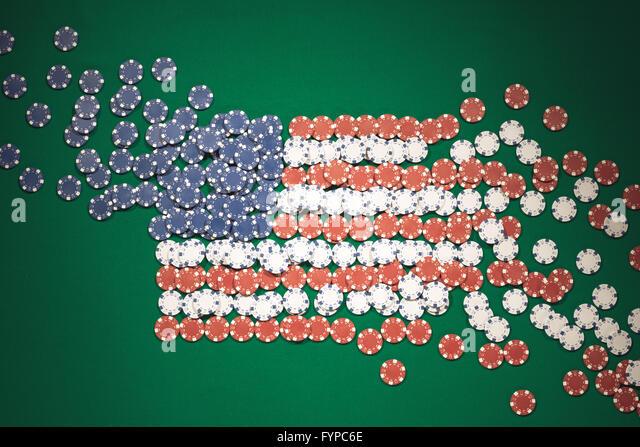 Poker 4 of a kind vs full house