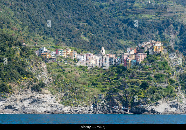 Hill Towns Italy Stock Photos Hill Towns Italy Stock Images Alamy