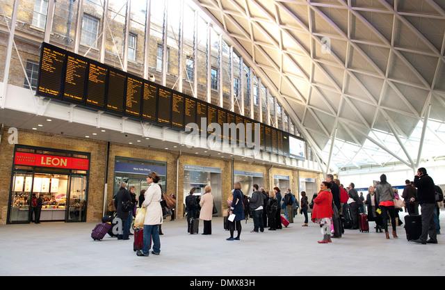 train times baldock london kings cross