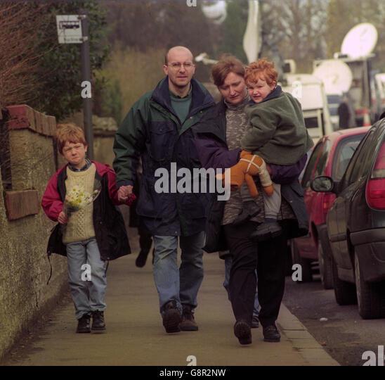 School Shooting Britain: Dunblane School Massacre Stock Photos & Dunblane School